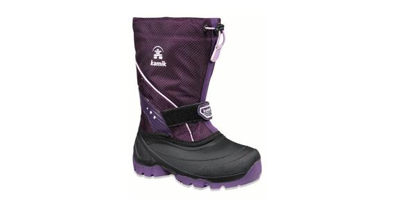 Kamik Snowpro 2 - Botas de invierno para niños - violeta/negro